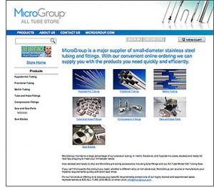 Microgroup launches all tube online store most popular for Most popular online stores